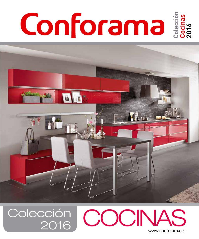 Conforama cocinas 20161