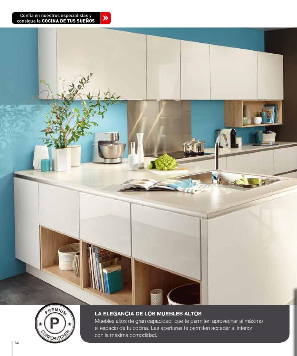 Conforama cocinas 201614 for Catalogo cocinas 2016