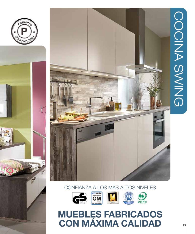 Conforama cocinas 201619 for Muebles de cocina conforama