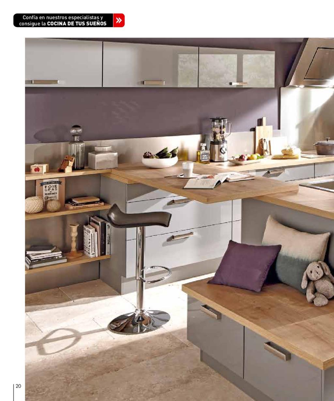 Conforama cocinas 201620 for Conforama muebles de jardin