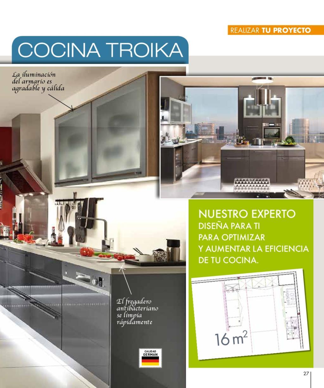Dise a tu cocina conforama casa dise o for Disena tu cocina en linea