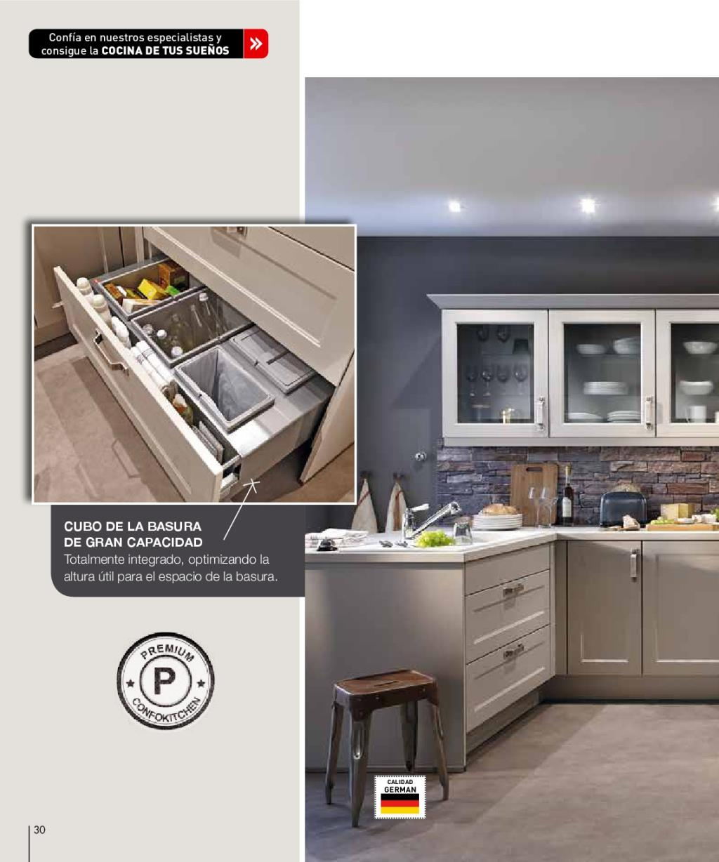 Conforama cocinas 201630 for Catalogo cocinas 2016