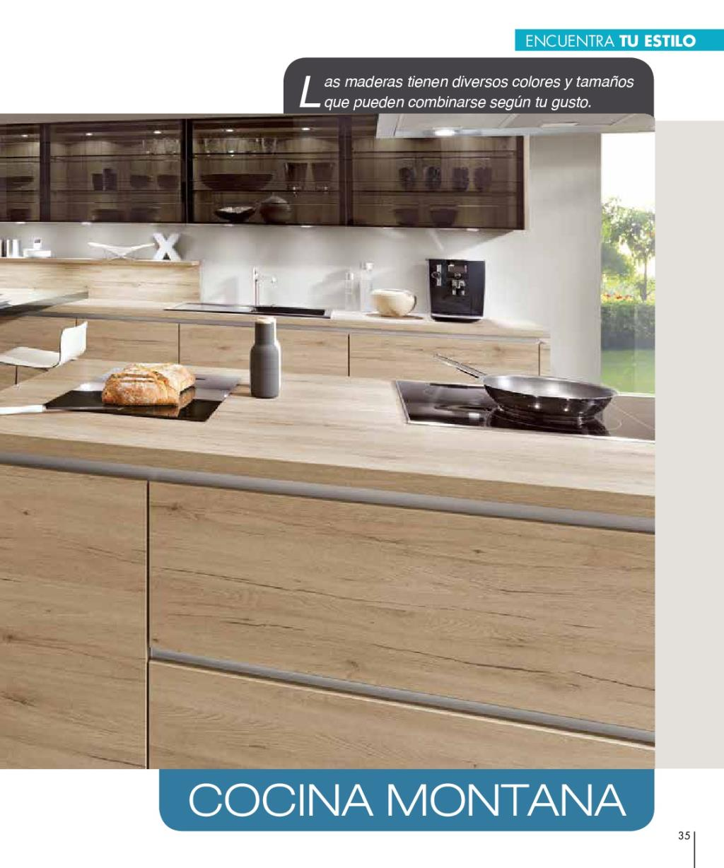 Conforama cocinas 201635 for Catalogos de cocinas 2016