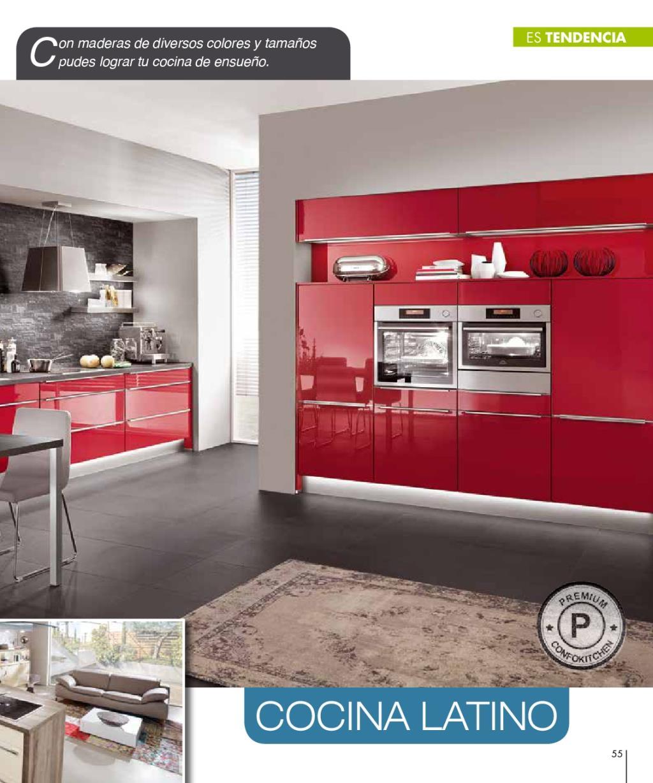 Iluminacion Baño Conforama:Conforama: catálogo de cocinas 2016 (55/114)