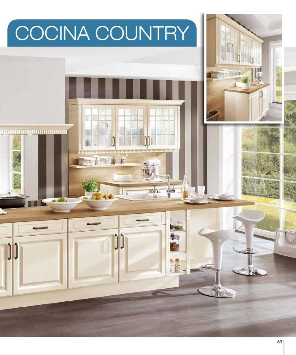Conforama cocinas 201663 for Catalogos de cocinas 2016