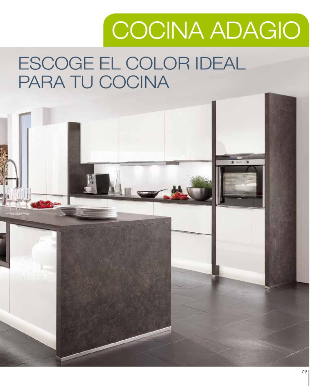 Conforama cocinas 201679 for Catalogos de cocinas 2016