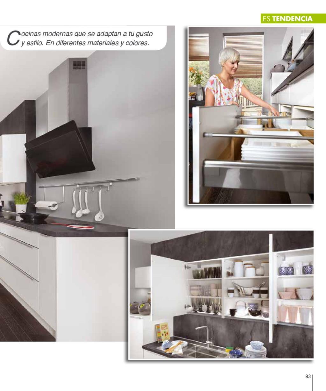 Conforama cocinas 201683 for Catalogo cocinas conforama