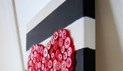 DIY decoracion botones 1
