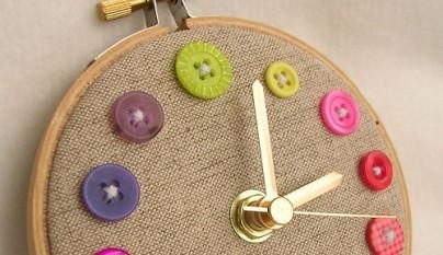 DIY decoracion botones 2