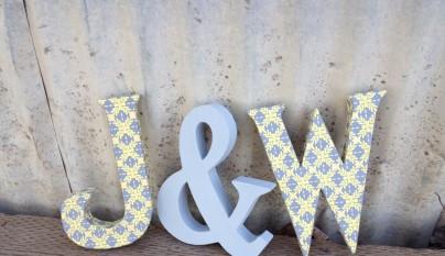 DIY letras madera 10