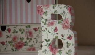 DIY letras madera 6