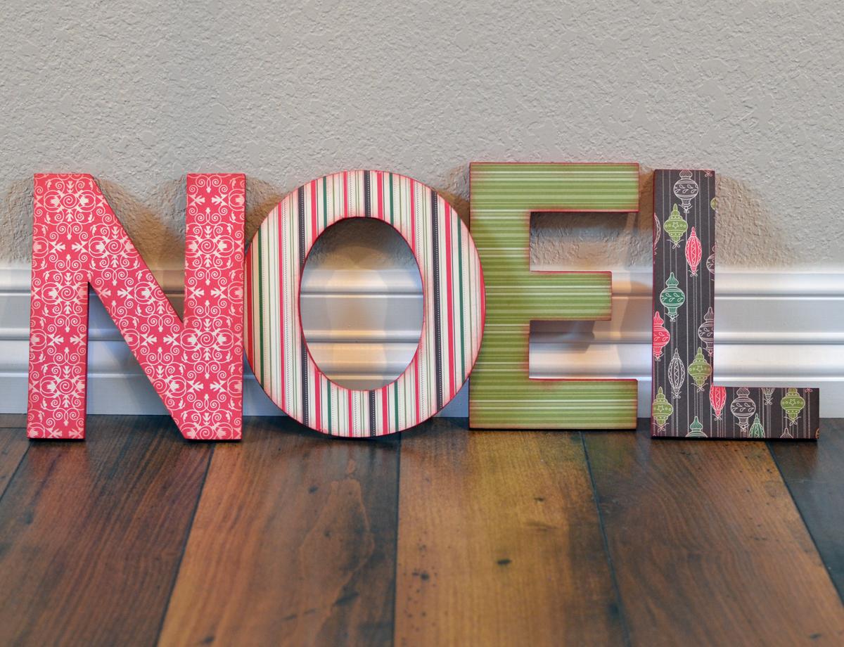 Diy letras madera 7 - Casa letras madera ...