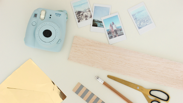 DIY polaroid 2