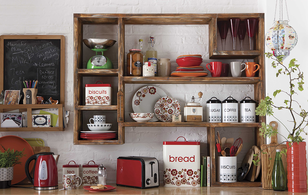 Ideas cocina vintage 11 for Ideas decoracion vintage