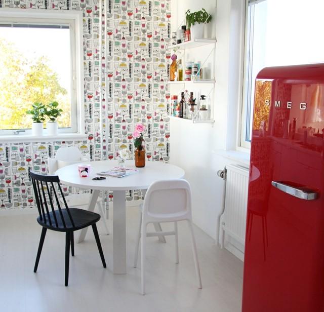 Ideas cocina vintage 2 for Ideas para decorar pared cocina