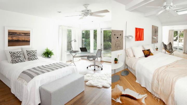 Southampton dormitorios