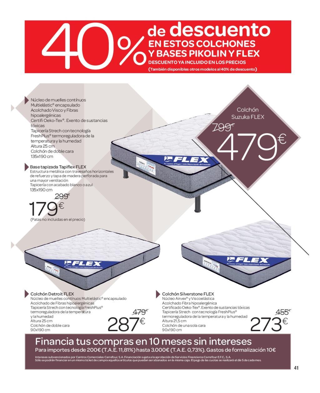 Iluminacion Baño Carrefour:Carrefour: catálogo de decoración 2016 (40/74)