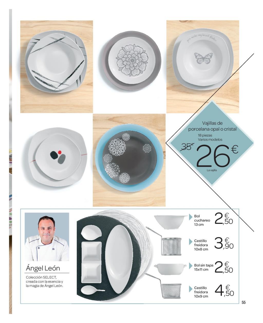 Iluminacion Baño Carrefour:Carrefour: catálogo de decoración 2016 (54/74)