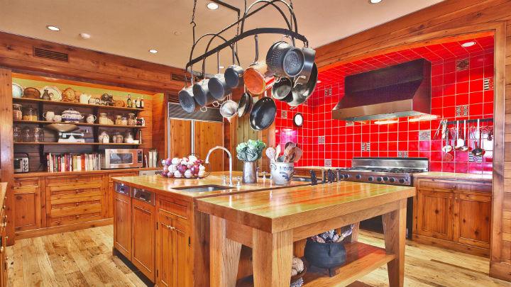cocina Mansion Dreamworks