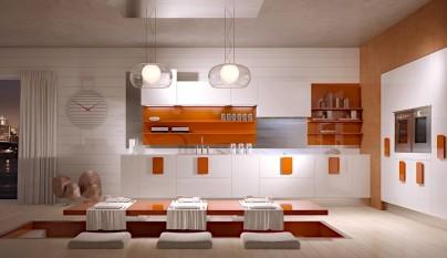 cocina naranja12