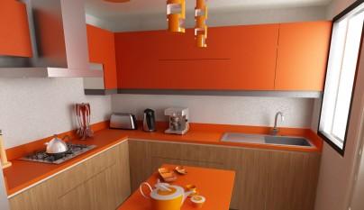 cocina naranja29