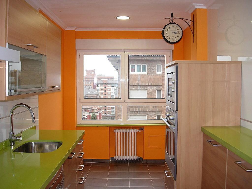 Cocinas con paredes pintadas papel pintado para cocinas - Cocinas pintadas ...