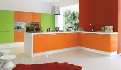 cocina naranja34