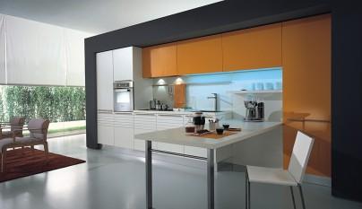cocina naranja38
