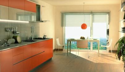 cocina naranja40