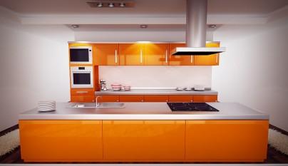 cocina naranja5