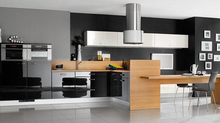 cocina negra foto1