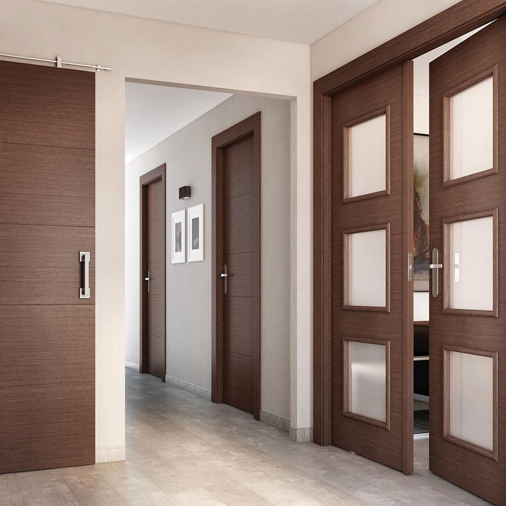 Coleccion puertas leroy merlin 14 for Puertas dobles de madera interior
