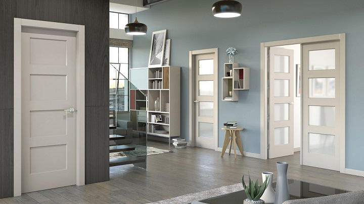 Decorablog revista de decoraci n - Puertas cristal leroy merlin ...