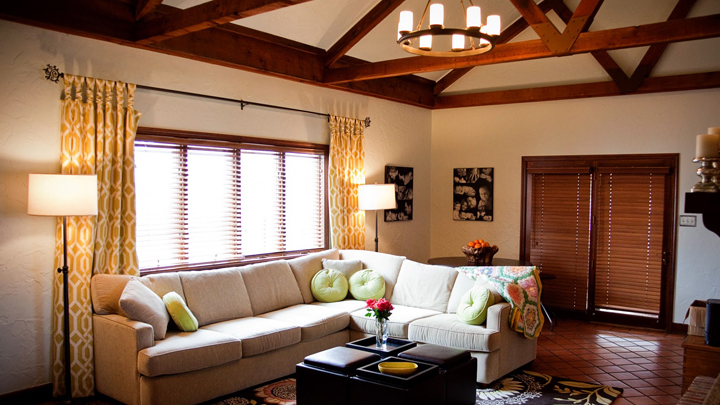 consejos para iluminar la casa en invierno