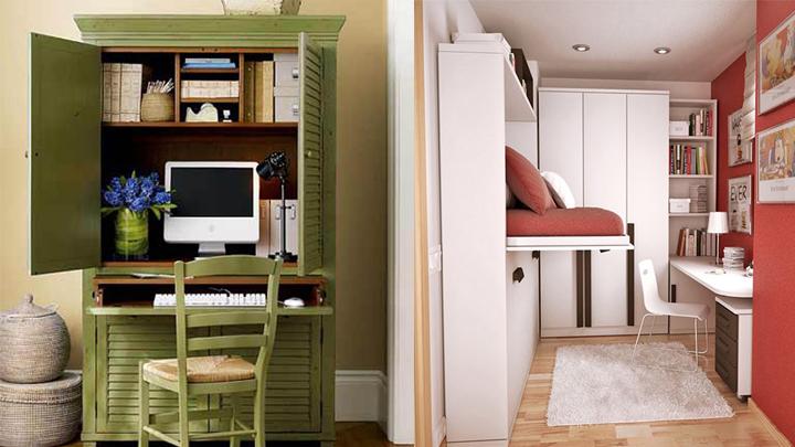 consejos de decoraci n en una habitaci n peque a On distribucion habitacion pequeña