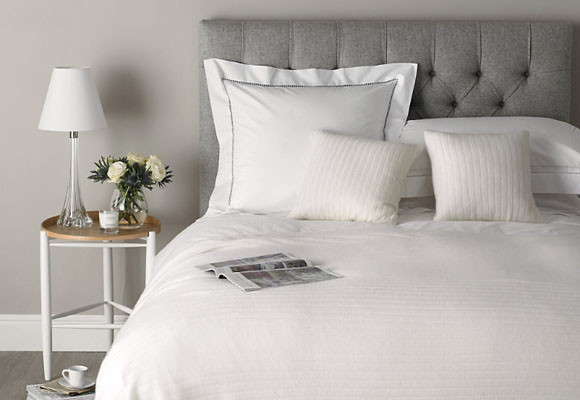 Dormitorio gris3 for Dormitorio gris