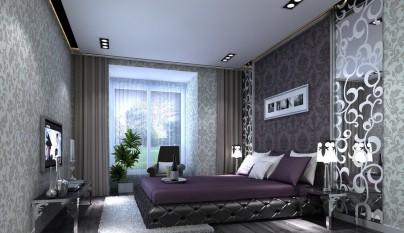 dormitorio gris33