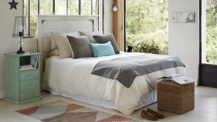 Consejos e ideas para decorar el dormitorio en invierno - Ideas para un cabecero de cama ...