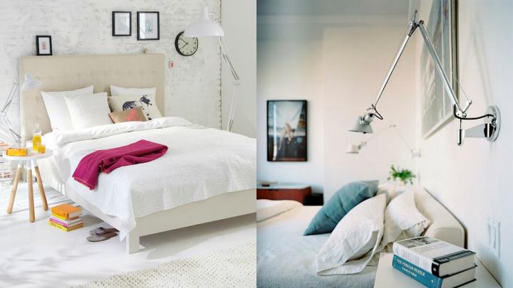 Ideas para una iluminaci n de estilo n rdico - Flexos de pared ...