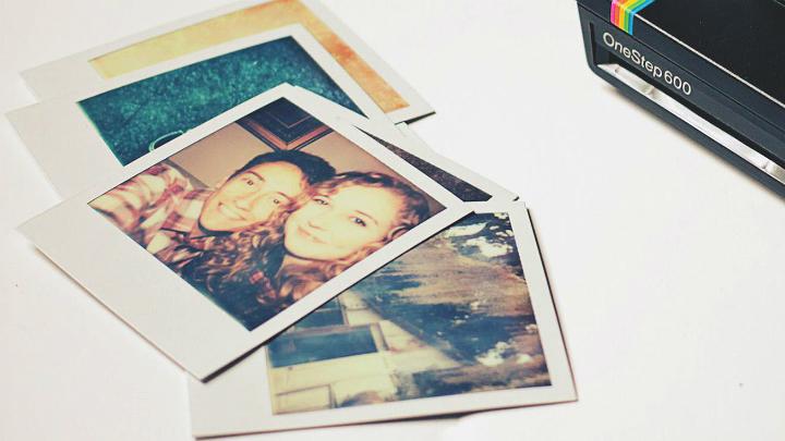 hacer fotos polaroid
