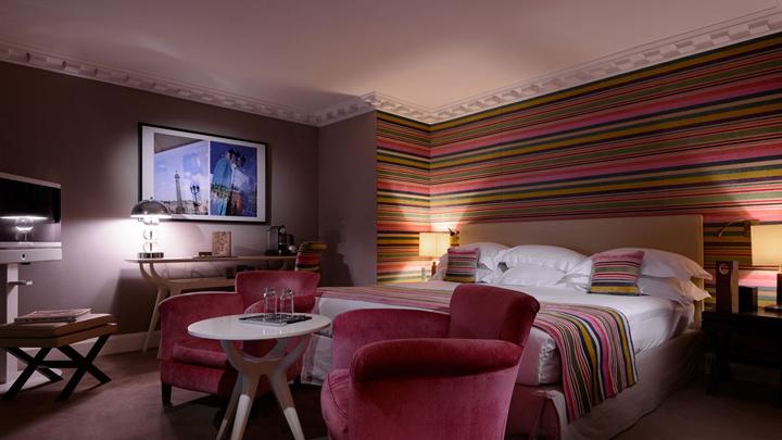 le mathurin hotel mejor decorado francia