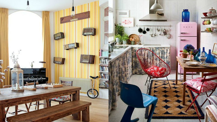 mueble retro ideas