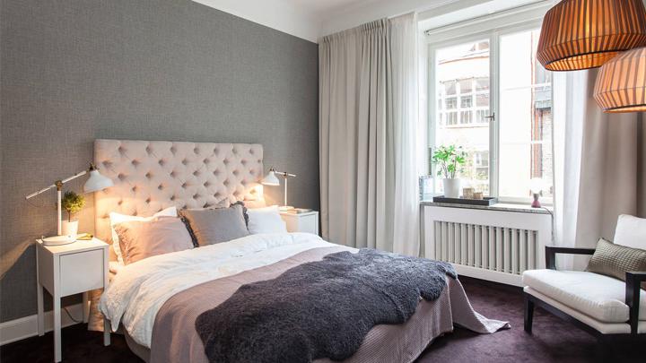 Soluciones decorativas para renovar el dormitorio - Soluciones dormitorios pequenos ...
