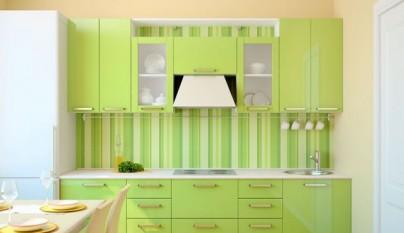 Cocina verde1