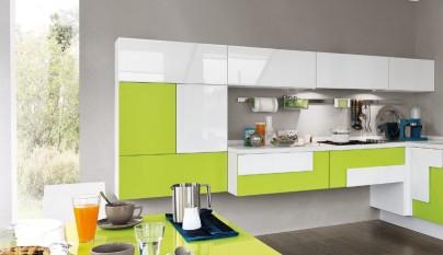 Cocina verde30