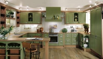 Cocina verde9