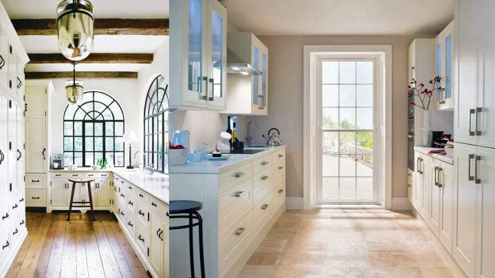 Como amueblar una cocina cuadrada top son bsicas para for Amueblar cocina cuadrada