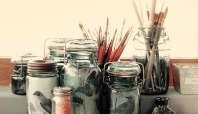 Decoracion Mason Jar 1