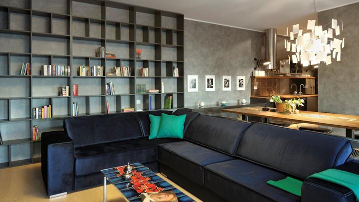 decorar un apartamento urbano y chic