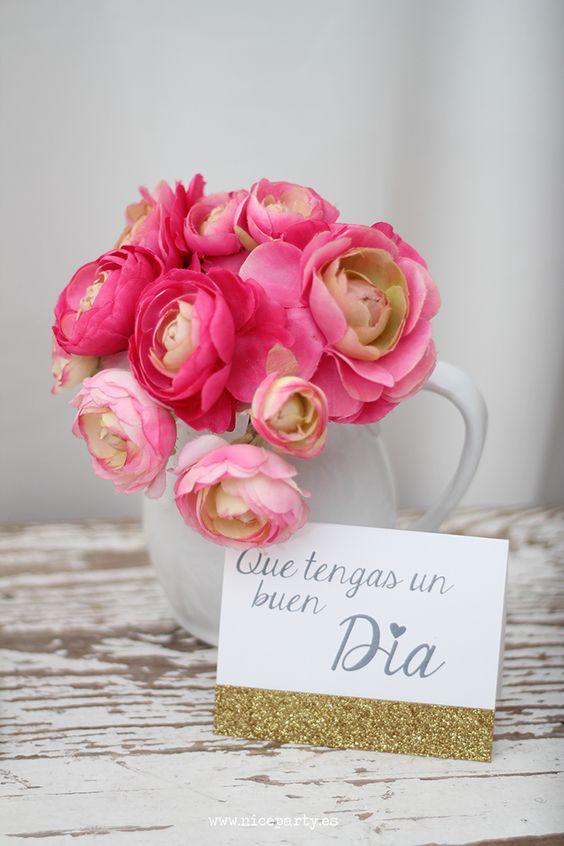 flores decoracion san valentin